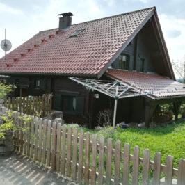 Unser Holzhaus